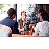 Drink, Meeting, Arbeitskollegen