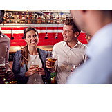 Drink, Bar, Feierabend, Arbeitskollegen