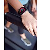 Measuring, Workout, Smartwatch