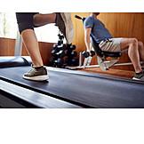 Treadmill, Workout