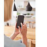 Mobile Communication, Touchscreen, Smart Phone