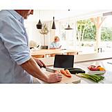 Home, Cooking, Meal, Preparing