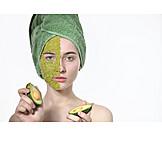 Naturkosmetik, Avocado, Schönheitspflege