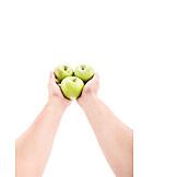 Apple, Handful