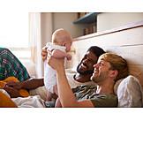 Baby, Eltern, Gleichgeschlechtlich, Pflegekind