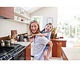 Domestic Life, Fun, Childhood, Daughter