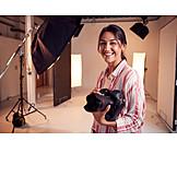 Portrait, Photographer