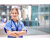 Hospital, Nurse