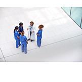 Hospital, Nurse, Doctor, Health care