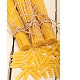 Spaghetti, Teigwaren