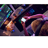 Mobile Communication, Internet, Chatting