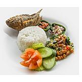 Mittagessen, Indonesische Küche