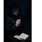 Praying, Bible, Spiritual