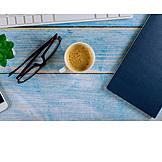 Büro, Schreibtisch, Arbeitsplatz