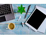 Desk, Workplace, E Business