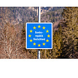 Border, Arrival, National border, Border control