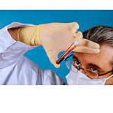 Science, Laboratory Examination, Blood Sample