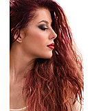 Red Hair, Make Up, Beauty Culture