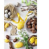 Ostern, Osterei, Osterhase