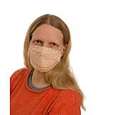 Mouthguard, Hand made, Stuff mask