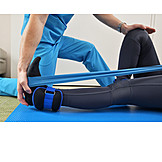 Patient, Injury, Therapy, Physiotherapy, Physiotherapist, Therapist