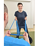 Patient, Injury, Therapy, Rehabilitation, Physiotherapy