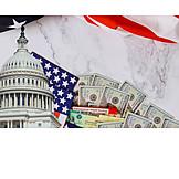 Usa, Wirtschaft, Kongress, Pandemie