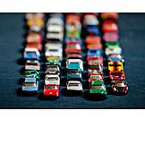 Traffic, Car, Traffic Jam, Snake Car