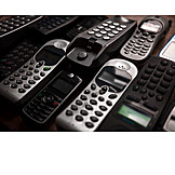 Recycling, Elektroschrott, Funktelefon