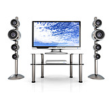 Tv, Bildschirm, Monitor, Fernseher, Home Entertainment