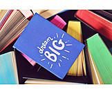 School, Literature, Books, Future, Motivation
