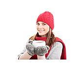 Winterzeit, Aufwärmen, Wärmen, Heißgetränk
