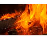 Flame, Heat, Fire, Burning