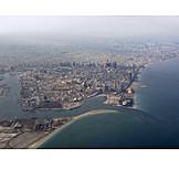 Aerial View, Dubai