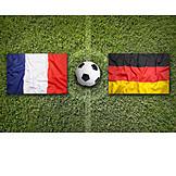Soccer, Germany, France