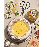 Cake, Cheesecake, Easter Cake