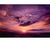 Sunrise, Sunset, Dusk, Dreams, Fantasy