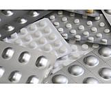 Medicines, Drugs, Blister