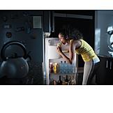 Nightlife, Refrigerator, Hot Hunger