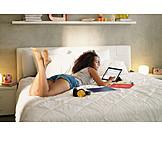 Zuhause, Lernen, Online