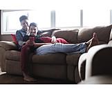 Home, Relationship, Homogamous