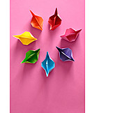 Creativity, Paper Boat, Craft, Origami