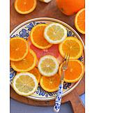 Orange, Orange Slice