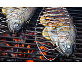 Broiling, Grill, Trout