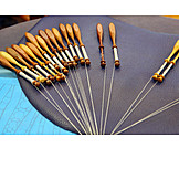 Handcraft, Crafts, Thread Spool, Lacemaking