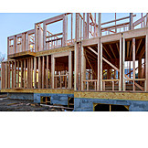 Building Construction, Structure, Housing, Wooden Construction