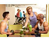 Friendship, Communication, Gym