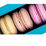 Gift, Almond Biscuits, Macaron
