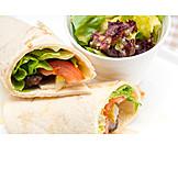Oriental Cuisine, Sandwich, Kofta