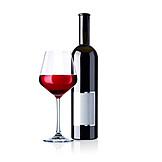 Wine, Wine Glass, Wine Bottle, Red Wine